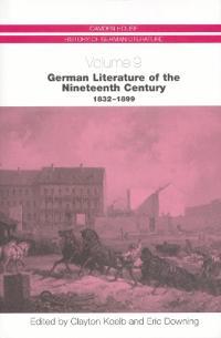 German Literature of the Nineteenth Century