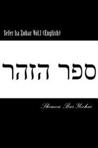 Sefer Ha Zohar Vol.1 (English)