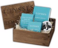 Ulysses (specialutgåva) : Ulysses. Ulysses ljudbok. Dag ut och dag in med en dag i Dublin