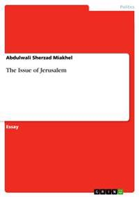 The Issue of Jerusalem