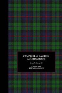 Campbell of Cawdor Address Book