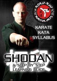 Shodan - Step by Step Kata Syllabus (B&W)
