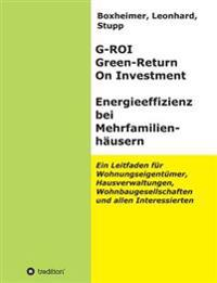G-Roi Green - Return on Investment, Energieeffizienz Bei Mehrfamilienhauser