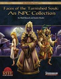 Faces of the Tarnished Souk: An Npc Collection