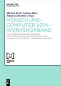 Mensch & Computer 2014 - Workshopband
