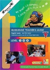 Cosmoville teachers guide for english books primary levels 1,2,3: english t