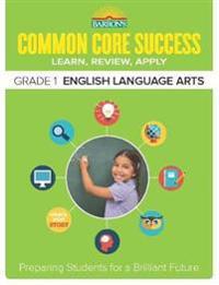 Barron's Common Core Success Grade 1 ELA Workbook