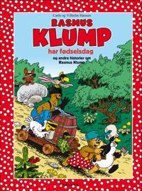 Rasmus Klump har fødselsdag og andre historier