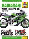 Kawasaki ZX-6R Ninja (95 - 02)