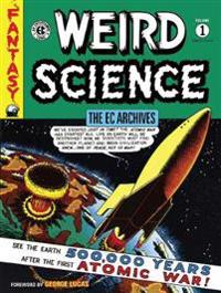 The Ec Archives Weird Science 1