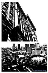 Journal Your Life's Journey: Urban City Graphic, Lined Journal, 6 X 9, 100 Pages