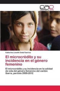 El microcrédito y su incidencia en el género femenino