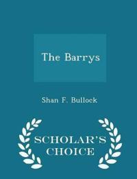The Barrys - Scholar's Choice Edition