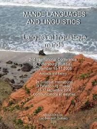 Mande Languages and Linguistics
