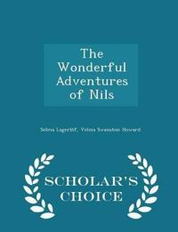 The Wonderful Adventures of Nils - Scholar's Choice Edition