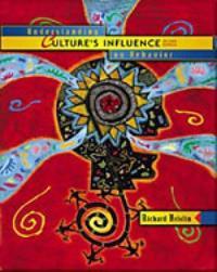 Understanding Culture's Influence