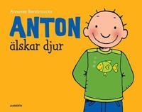 Anton älskar djur