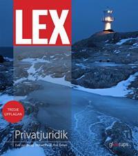 LEX Privatjuridik, fakta- och övningsbok, 3:e uppl