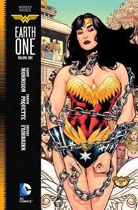 Wonder Woman Earth One HC Vol 1