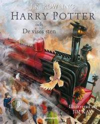 Harry Potter och De vises sten ill