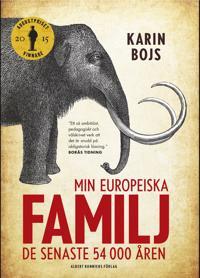 Min europeiska familj  de senaste 54 000 åren