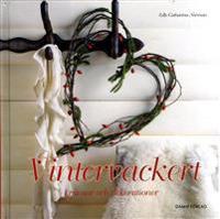 Vintervackert - kransar och dekorationer