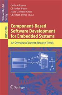 Component-Based Software Development for Embedded Systems