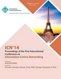 Icn 14 Ist ACM Conference on Information-Centric Networking