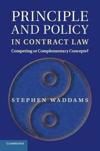 Principle and Policy in Contract Law