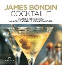 James Bondin cocktailit