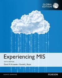 Experiencing MIS with MyMISLab