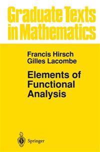 Elements of Functional Analysis