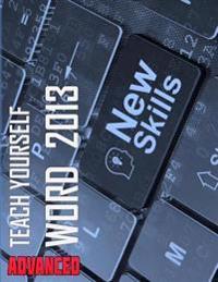 Teach Yourself Word 2013 Advanced