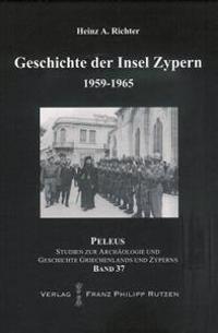 Geschichte der Insel Zypern, 1959-1965