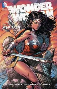 Wonder Woman Volume 7: War Torn HC (The New 52)