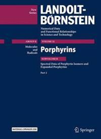 Porphyrins - Spectral Data of Porphyrin Isomers and Expanded Porphyrins