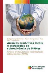 Arranjos Produtivos Locais E Estrategias de Sobrevivencia de Mpmes