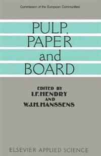 Pulp, Paper and Board