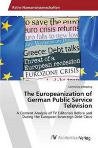 The Europeanization of German Public Service Television