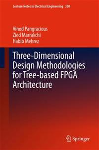 Three-dimensional Design Methodologies for Tree-based Fpga Architecture