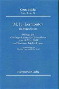 M. Ju. Lermontov