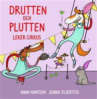 Drutten och Plutten leker circus