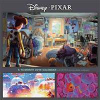 Disney Pixar 2016 Calendar