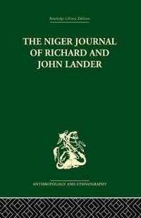 The Niger Journal of Richard and John Lander