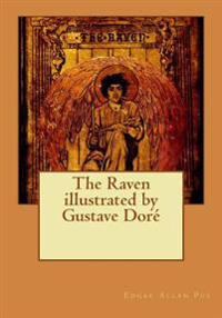 The Raven Illustrated by Gustave Dore