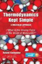 Thermodynamics Kept Simple