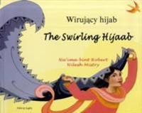 Swirling Hijaab in Polish and English