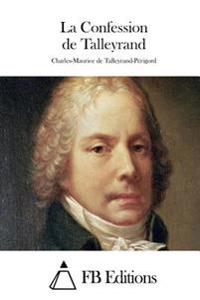 La Confession de Talleyrand