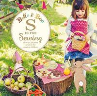 Belle and Boo: S is for Sewing