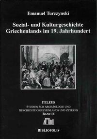 Sozial- und Kulturgeschichte Griechenlands im 19. Jahrhundert